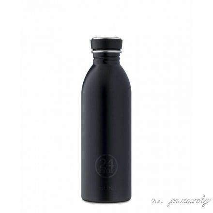 24 Bottles TUXEDO BLACK kulacs 500ml