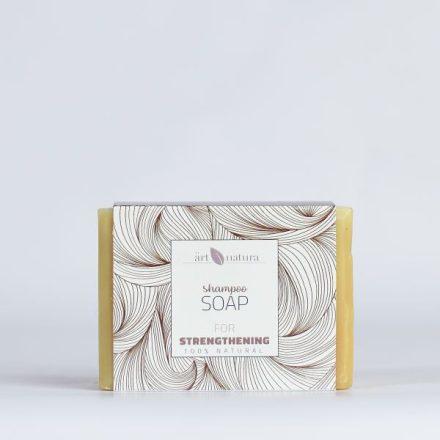 ArtNatura hajerősítő sampon szappan