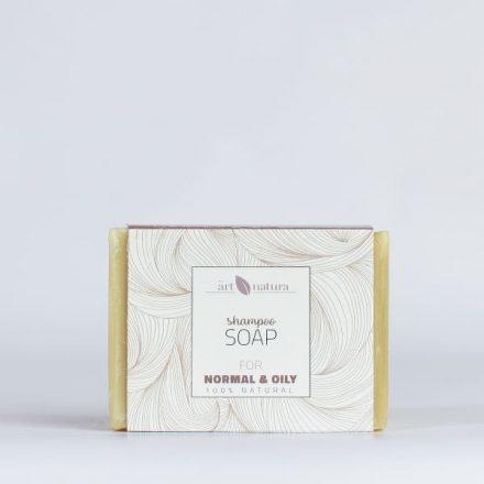 ArtNatura sampon szappan normál és zsíros hajra