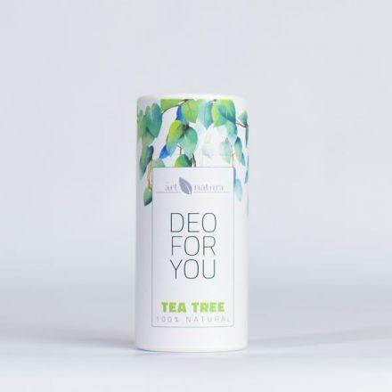 ArtNatura Tea tree deo