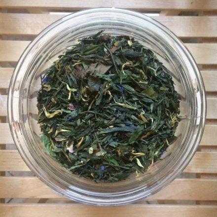Mangó-bergamot zöld tea BIO