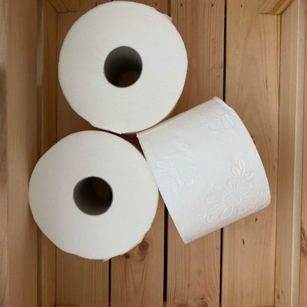 Crepto wc papír