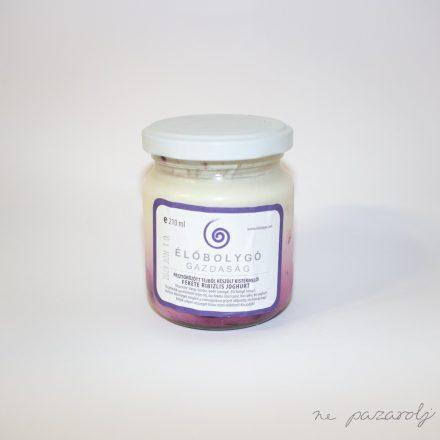 Kistermelői bio gyümölcsös joghurt 210ml