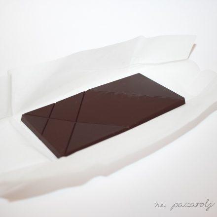 Étcsokoládé sima 70g