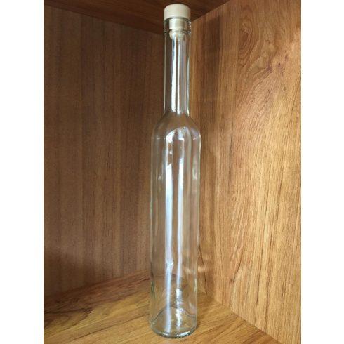 Gumi dugós üveg palack 500ml
