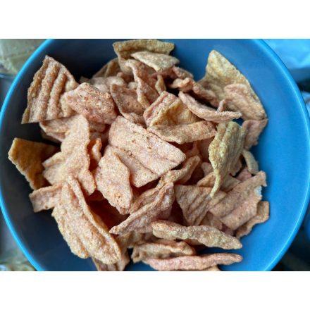 Hummusz chips céklával