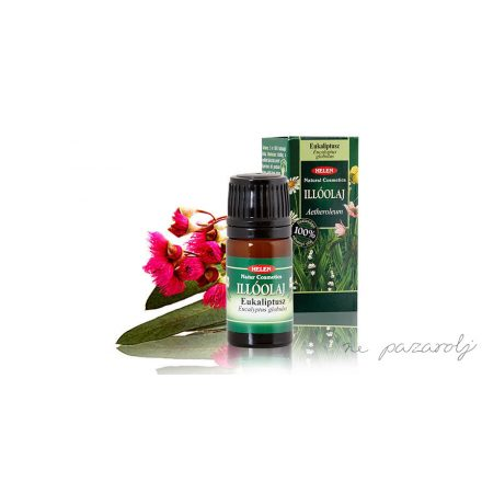 Eukaliptusz illóolaj 5 ml