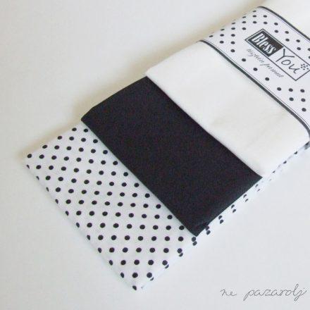 Textíl zsebkendő 40x40 cm 3 db