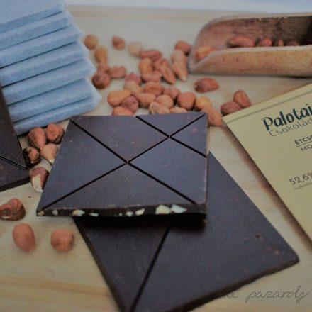 Vegán Csokoládé Sima 70g